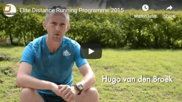 Elite Distance Running Programme 2015